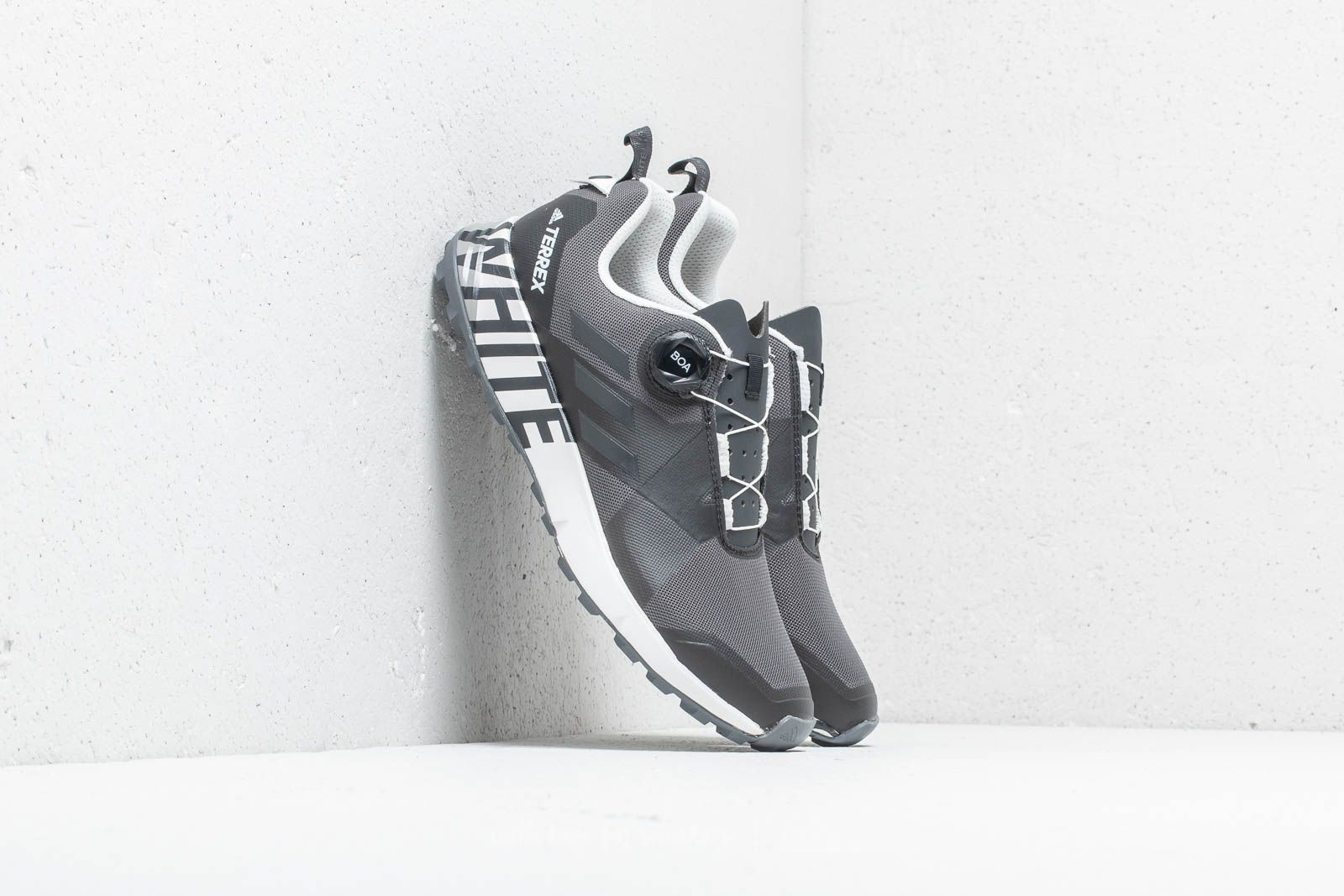 d8ed6803215f adidas x White Mountaineering Terrex Two BOA Core Black  Cloud White at a  great price