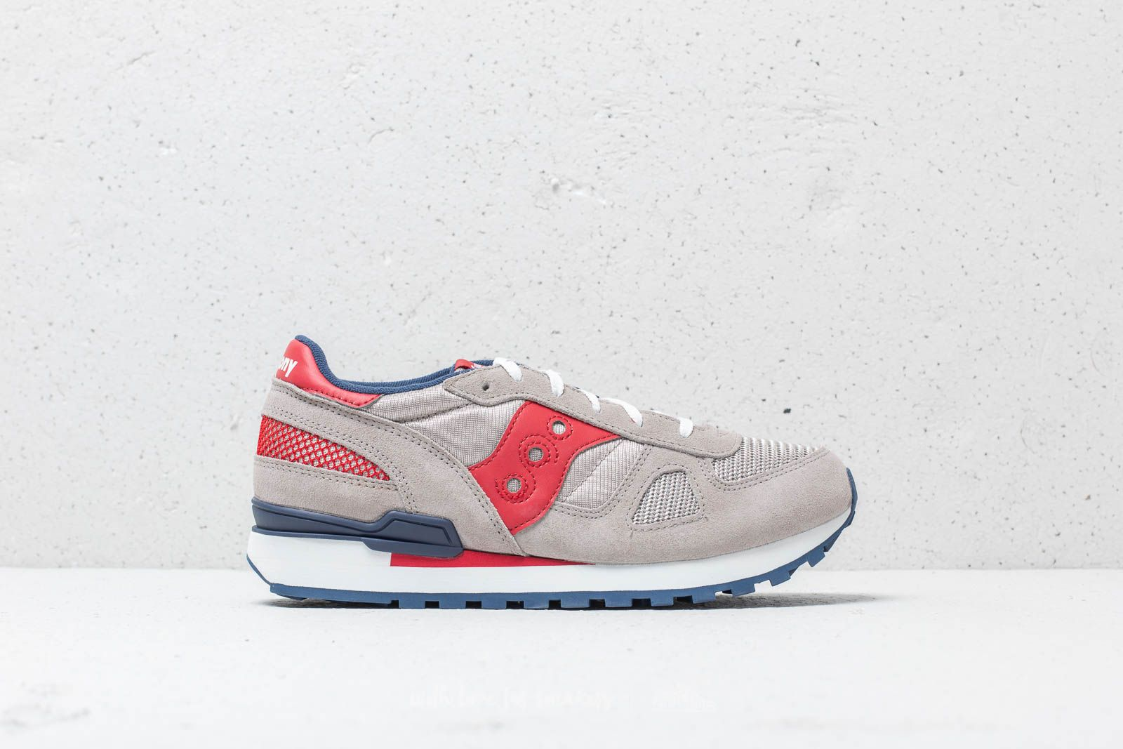 8624a39845fa Saucony Shadow Original Grey  Red  Blue at a great price 51 € buy at
