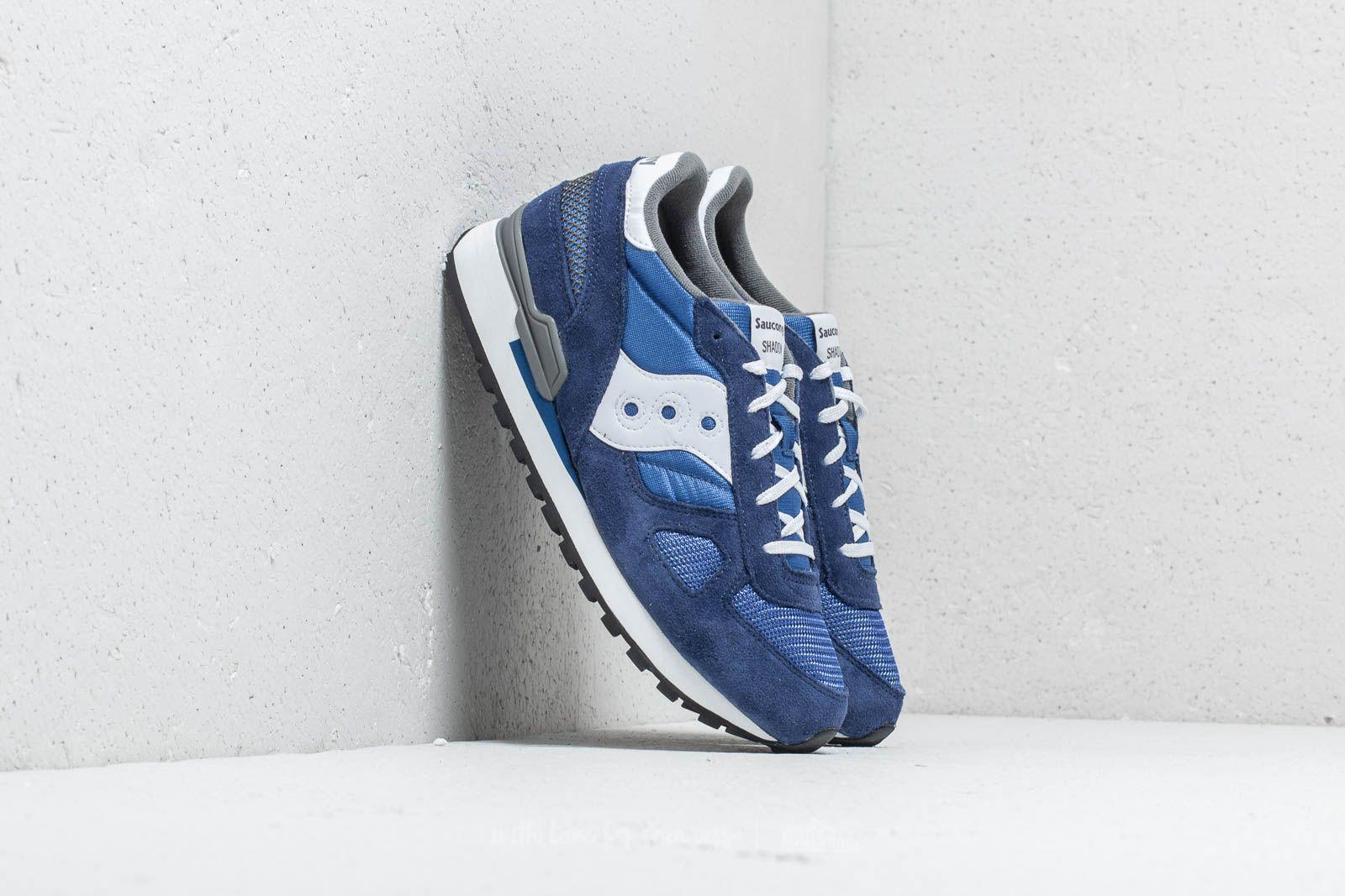 Women's shoes Saucony Shadow Original Blue/ White