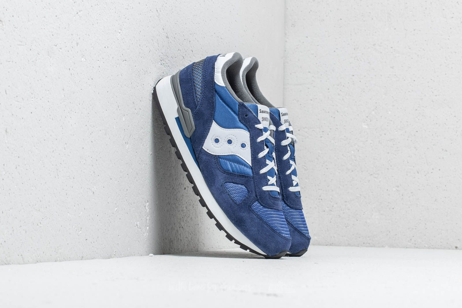 Saucony Shadow Original Blue/ White za skvělou cenu 1 390 Kč koupíte na Footshop.cz