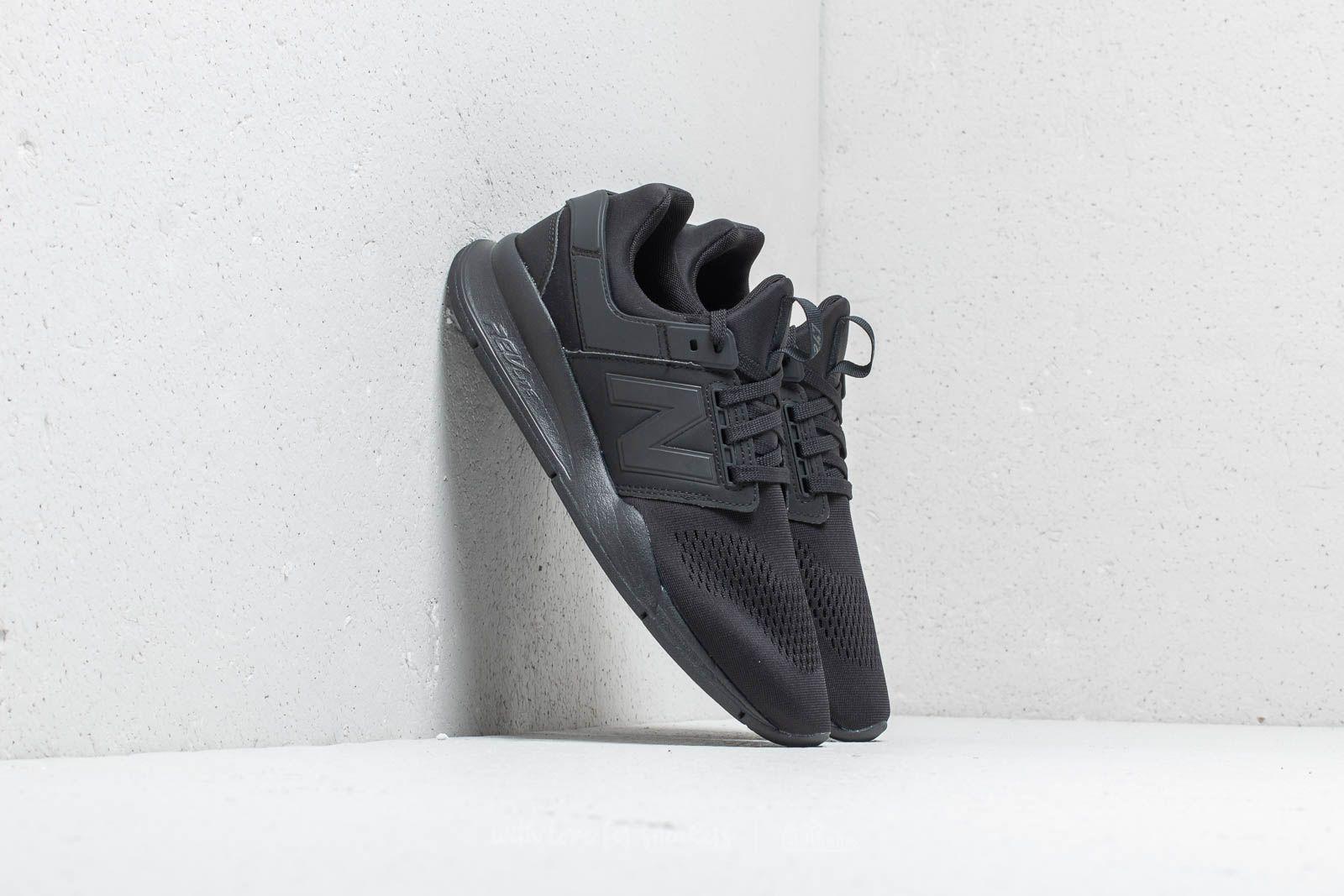 New Balance 247 Black/ Black at a great price 92 € buy at Footshop