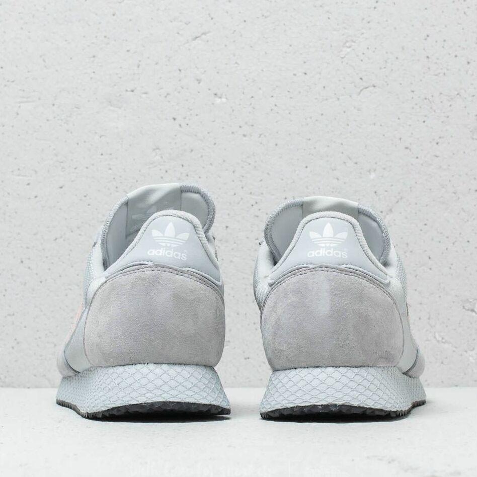 adidas ZX 452 Spezial Cloud Grey/ Haze Coral/ Clear Onix, Gray