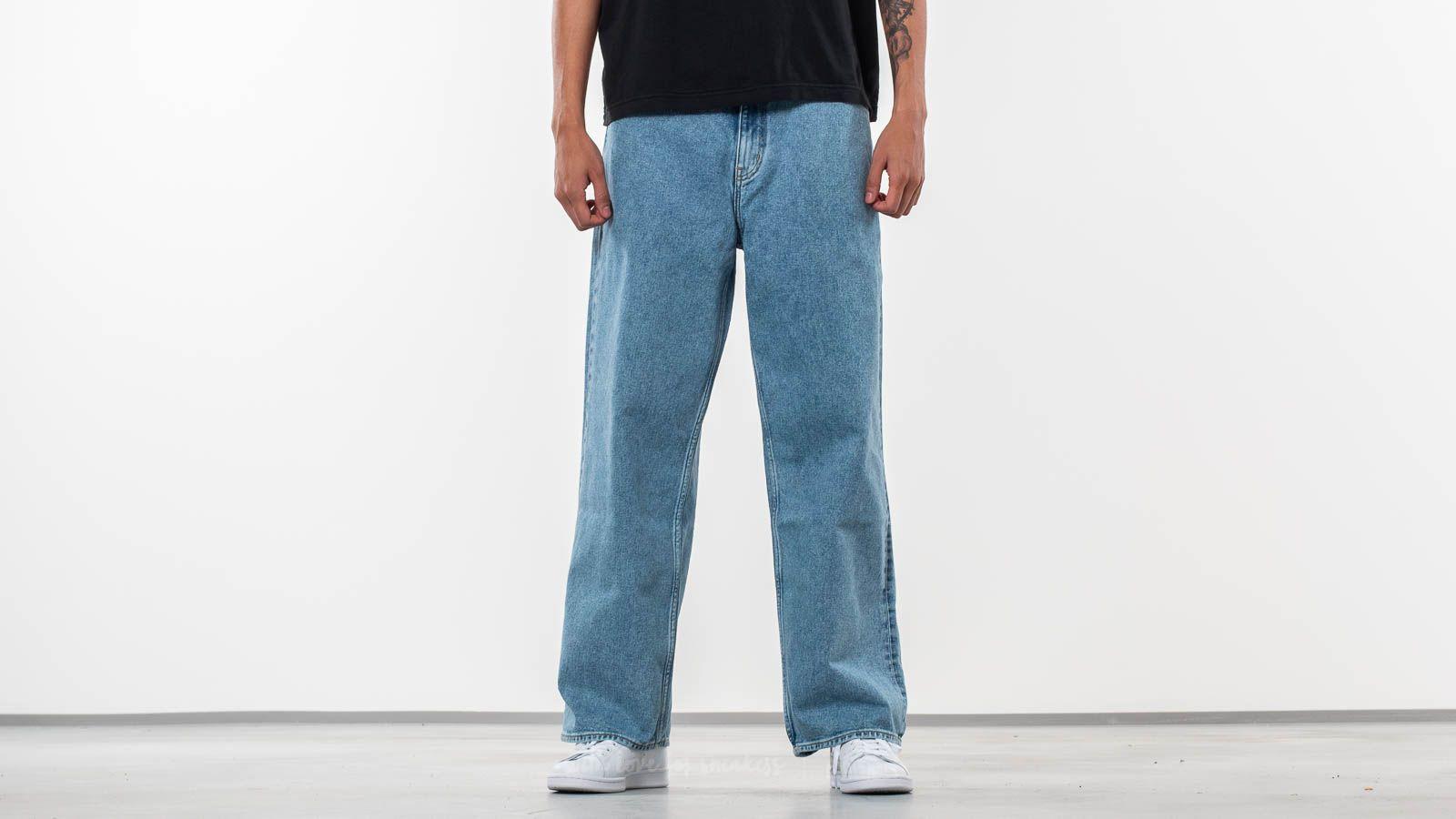 Our Legacy Vast Cut Jeans Dry Vintage Wash za skvělou cenu 3 050 Kč koupíte na Footshop.cz