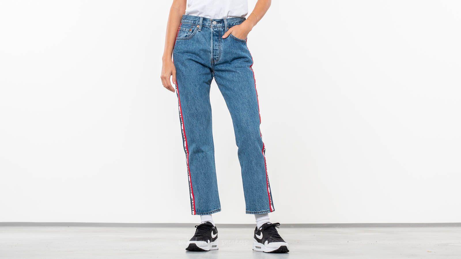 Levi's® 501 Crop Jeans