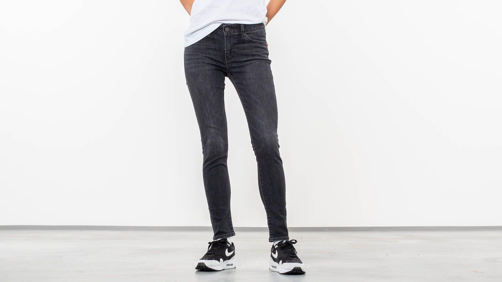 Black Skinny Footshop 711 Jeans Levi's® Cassette wvq6TSIa