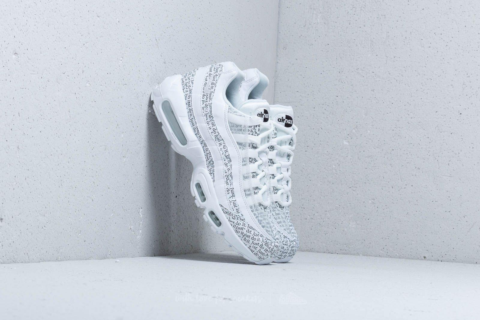 Nike Air Max 95 SE White/ White-White-Black
