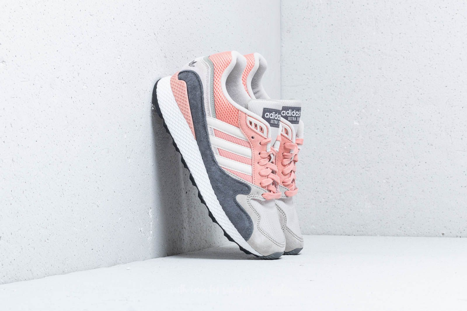 size 40 3e016 99811 adidas Ultra Tech Trace Pink  Crystal White  Core Black at a great price £