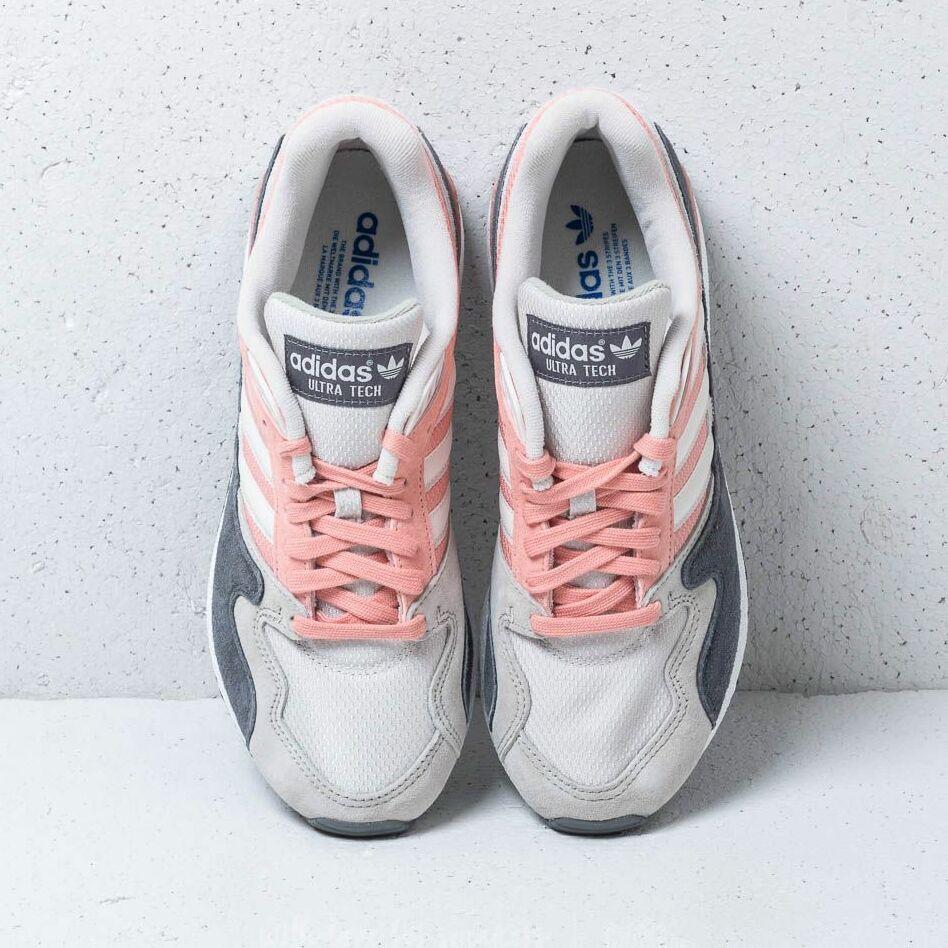 adidas Ultra Tech Trace Pink/ Crystal White/ Core Black