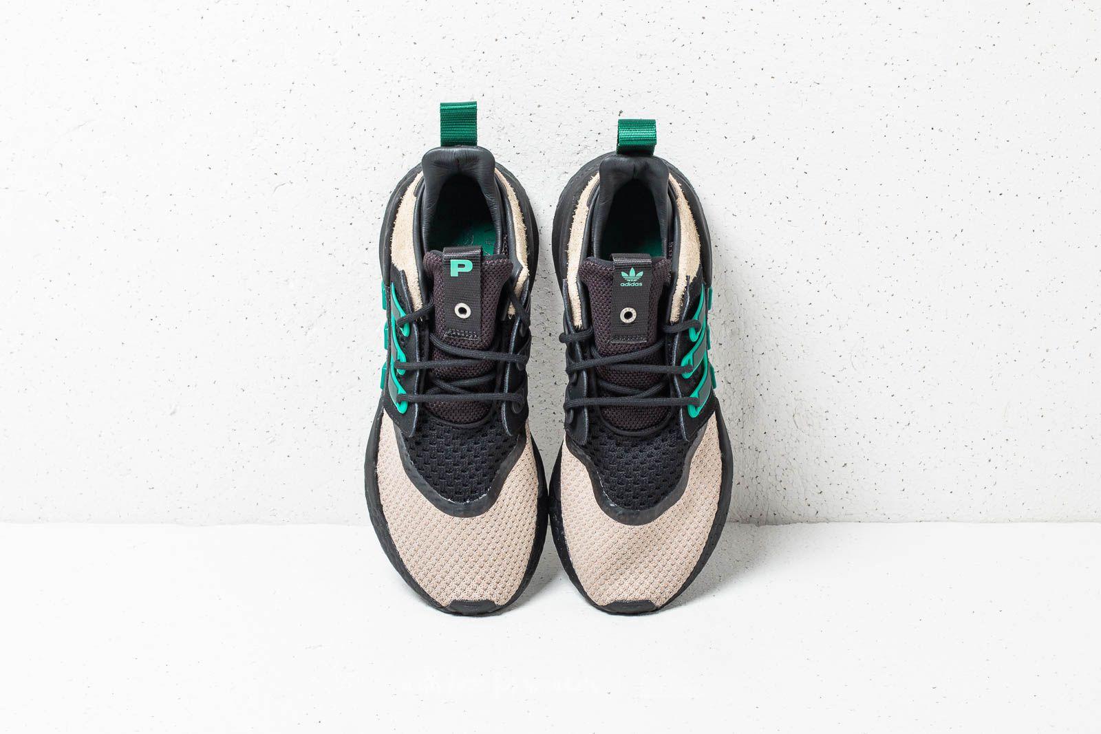 san francisco d30b9 d4681 adidas EQT 91/18 Packer Core Black/ Sub Green/ Blacar   Footshop