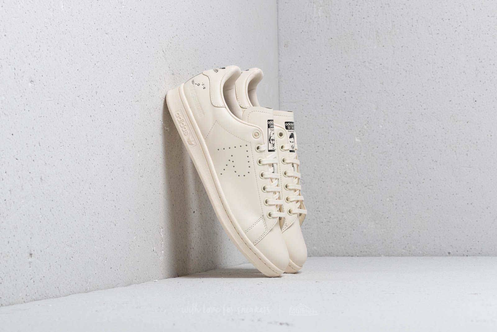 adidas stan smith rosa x raf simons