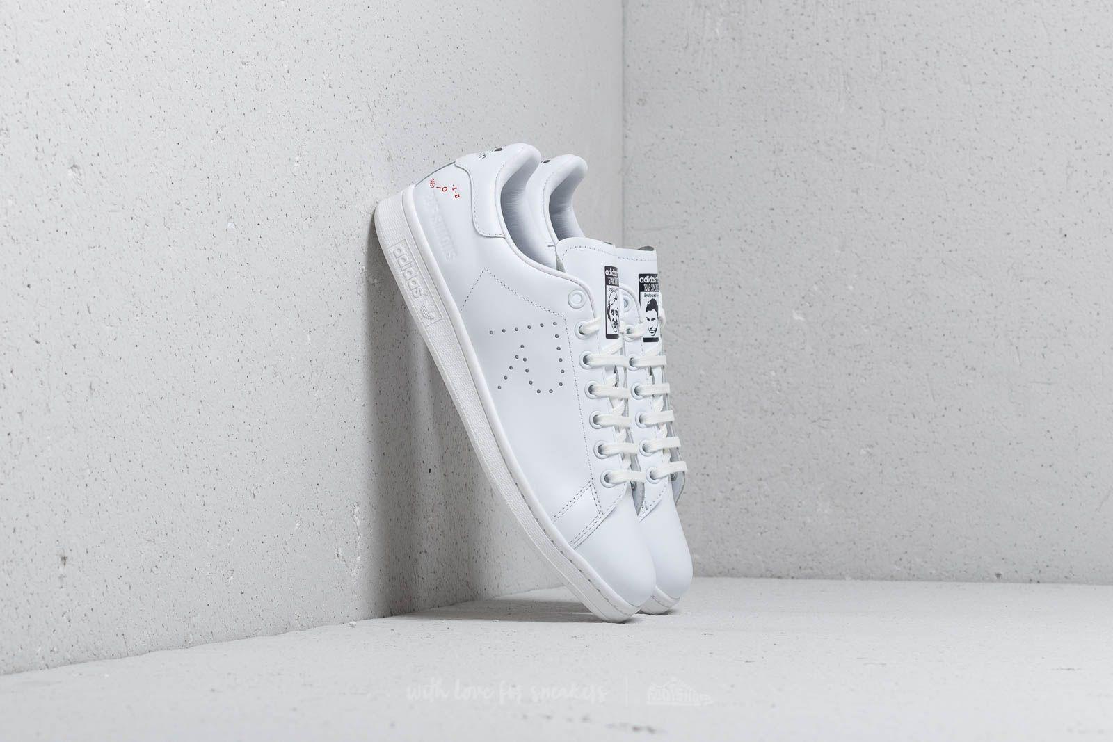 adidas x Raf Simons Stan Smith Ftw White/ Cream White/ Core Black