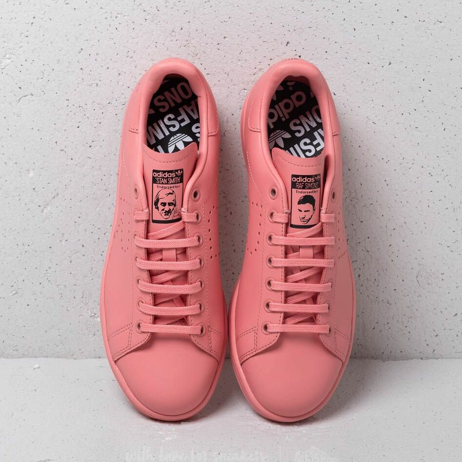 adidas x Raf Simons Stan Smith Tactile Rose/ Bliss Pink/ Ftw White