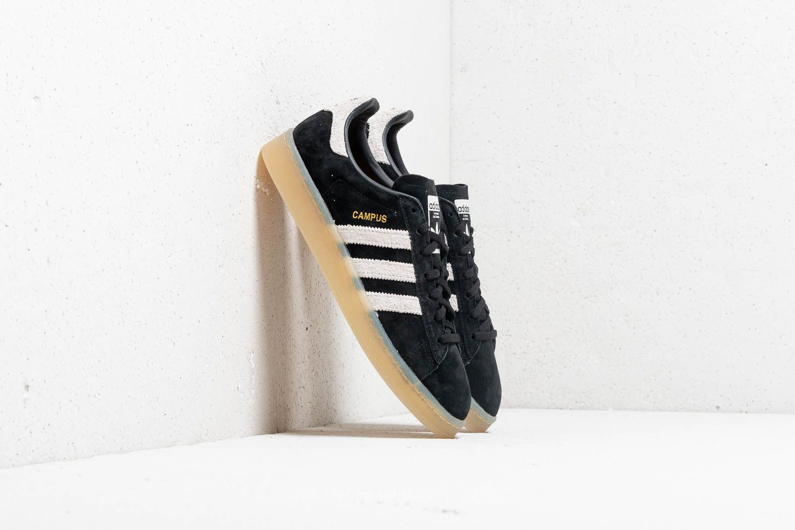 adidas Campus W Core Black  Grey One  Gum4 at a great price 66 € 72cde0434