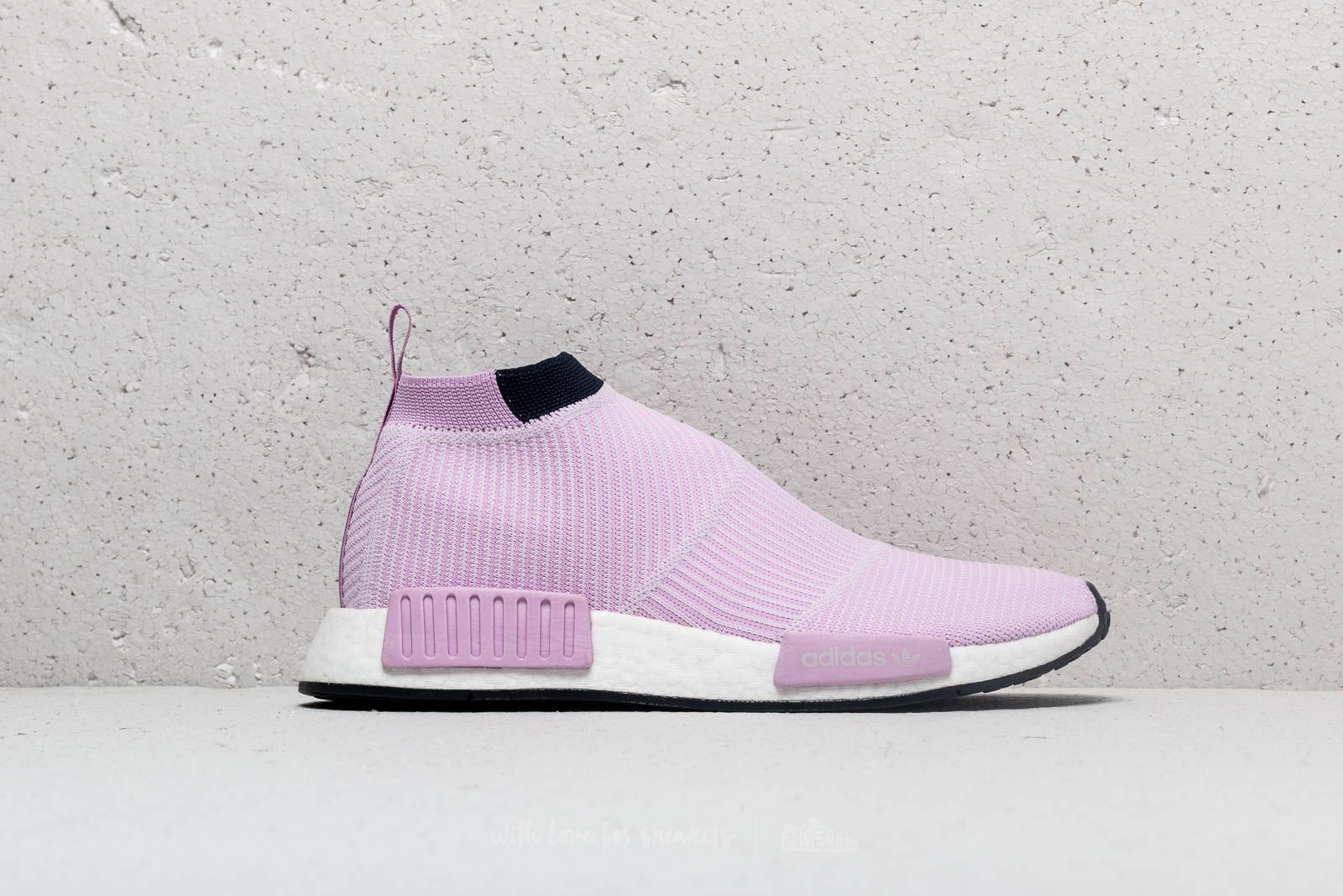 0eacc4d86 adidas NMD CS1 Primeknit W Clear Lilac  Clear Lilac  Legend Ink at a great  price