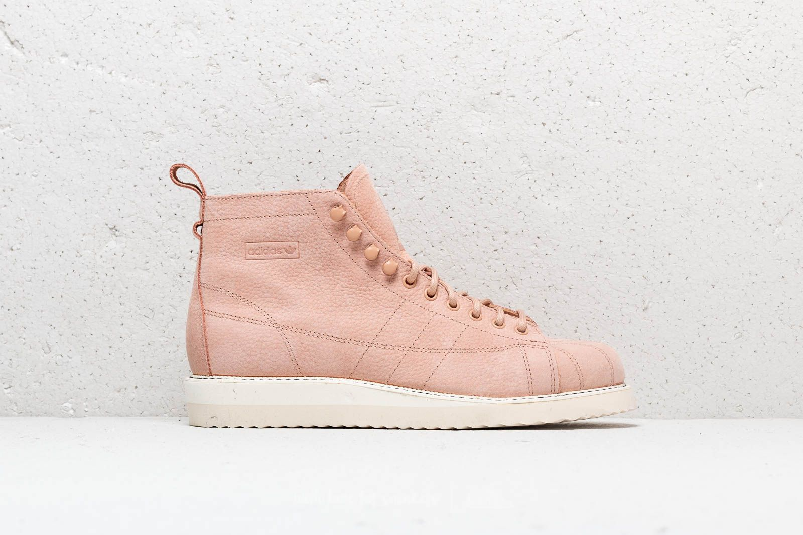 promo code 1159f 8c5ef adidas Superstar Boot W Ash Pearl Ash Pearl Off White at a great price