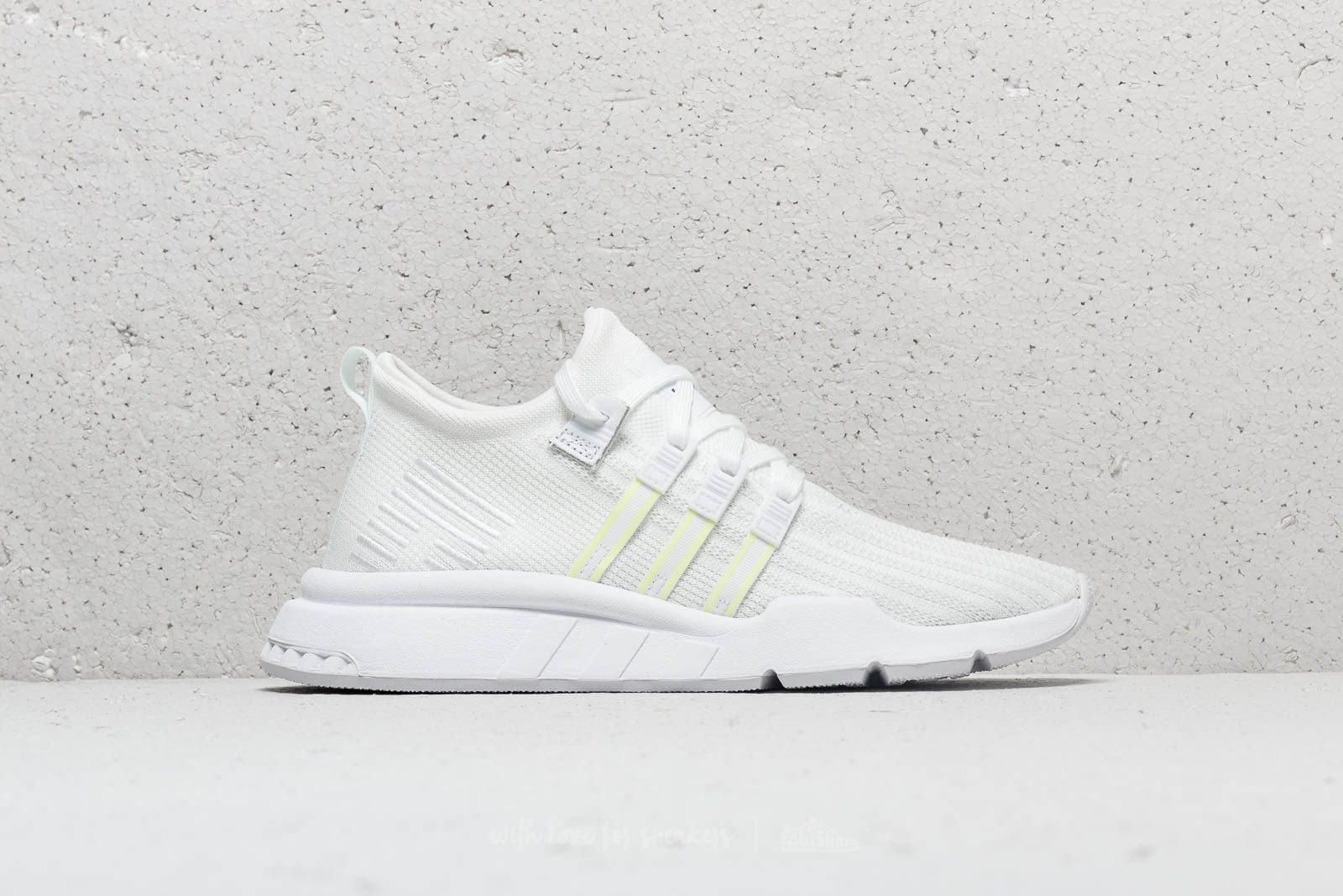 90e2a657c01c adidas EQT Support Mid ADV J Ftw White  Crystal White  Energy Ink at a