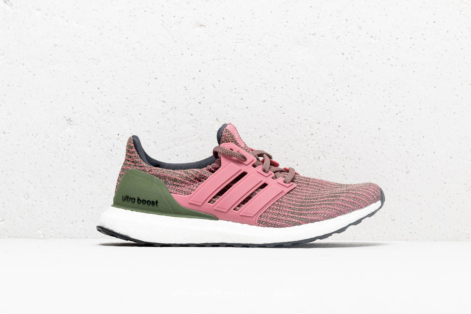 991439b9361 adidas UltraBOOST W Olive  Pink at a great price 180 € buy at Footshop