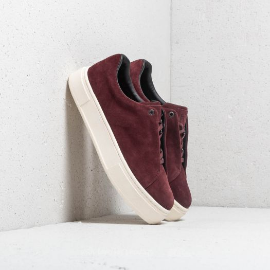 Men's shoes Eytys Doja Suede Cabernet