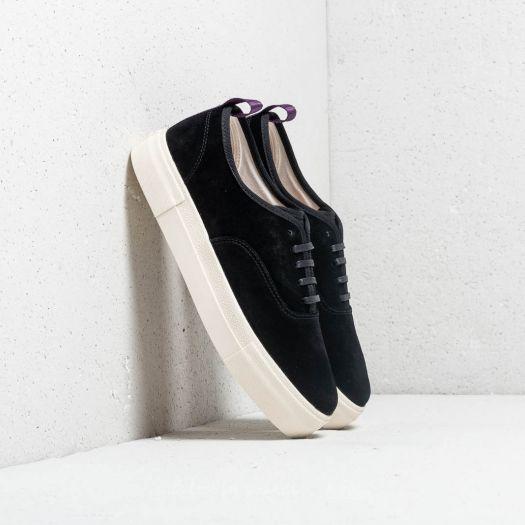 Men's shoes Eytys Mother Suede Black