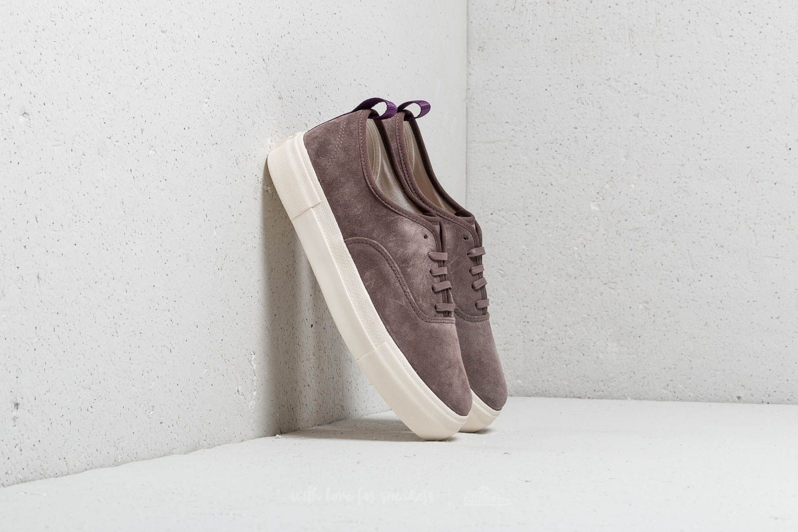 Chaussures et baskets homme Eytys Mother Suede Iron