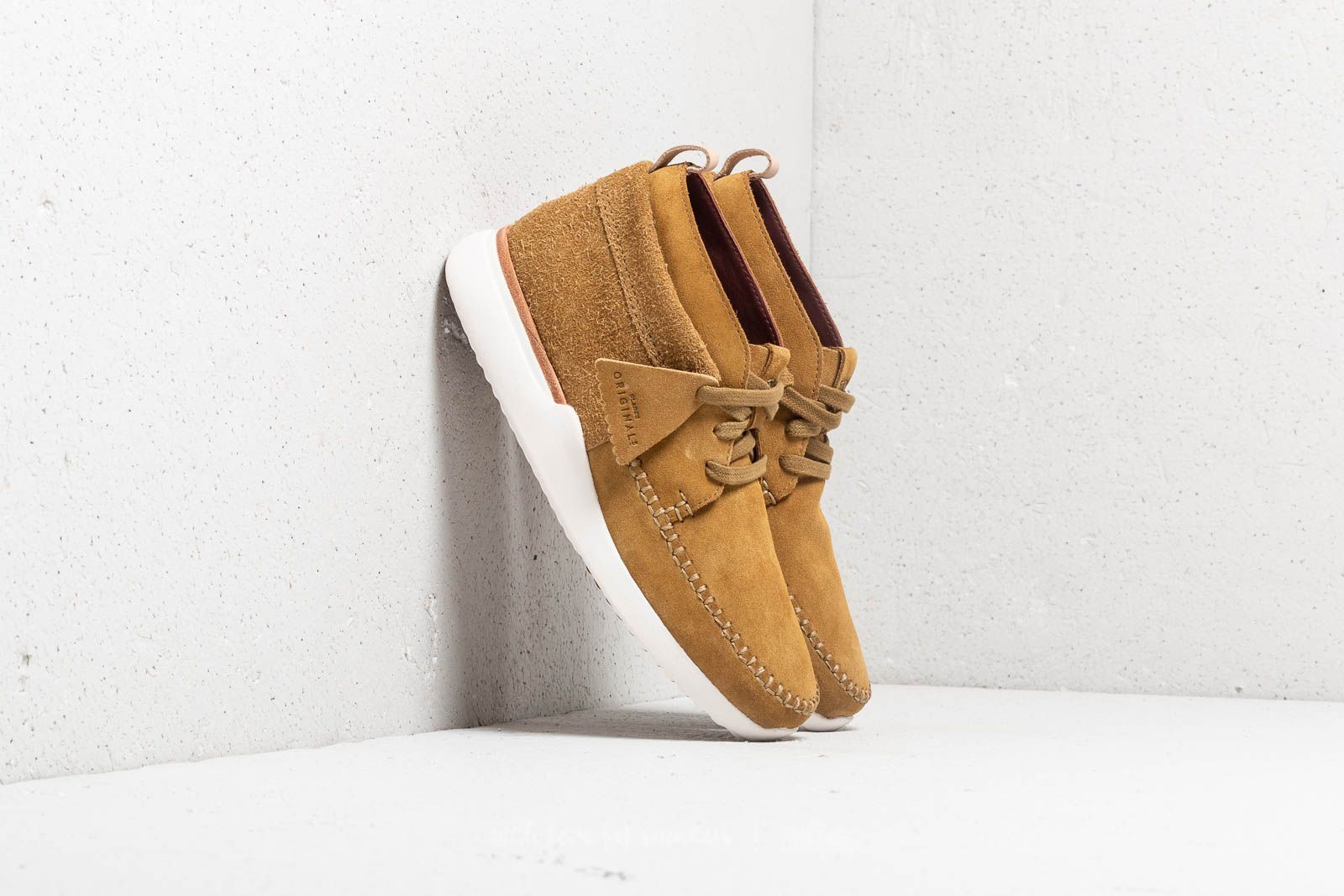 Tor Track Mid Oak Suede at a great price $189 buy at Footshop