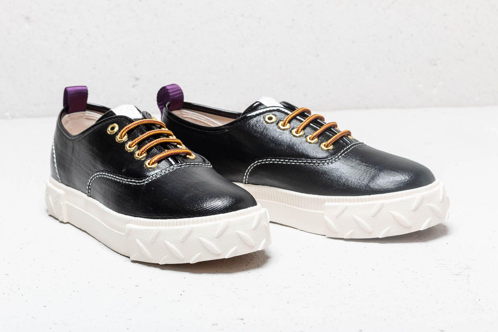 Men's shoes Eytys Viper Coated Black