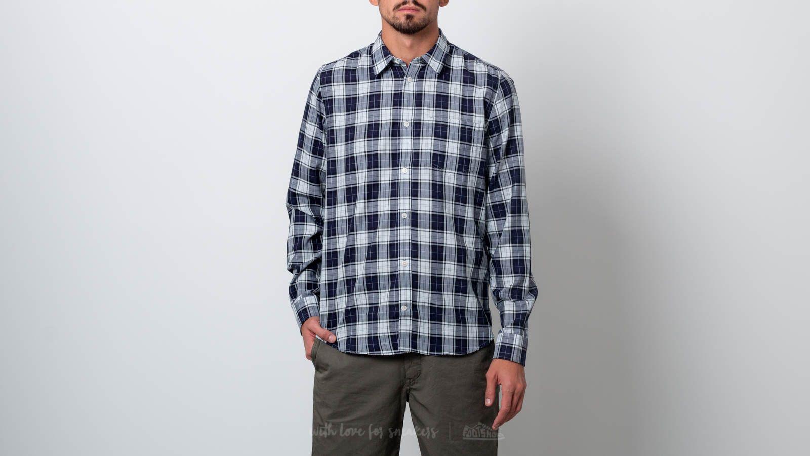 Norse Projects Osvald Soft Check Shirt Kit White za skvelú cenu 74 € kúpite na Footshop.sk