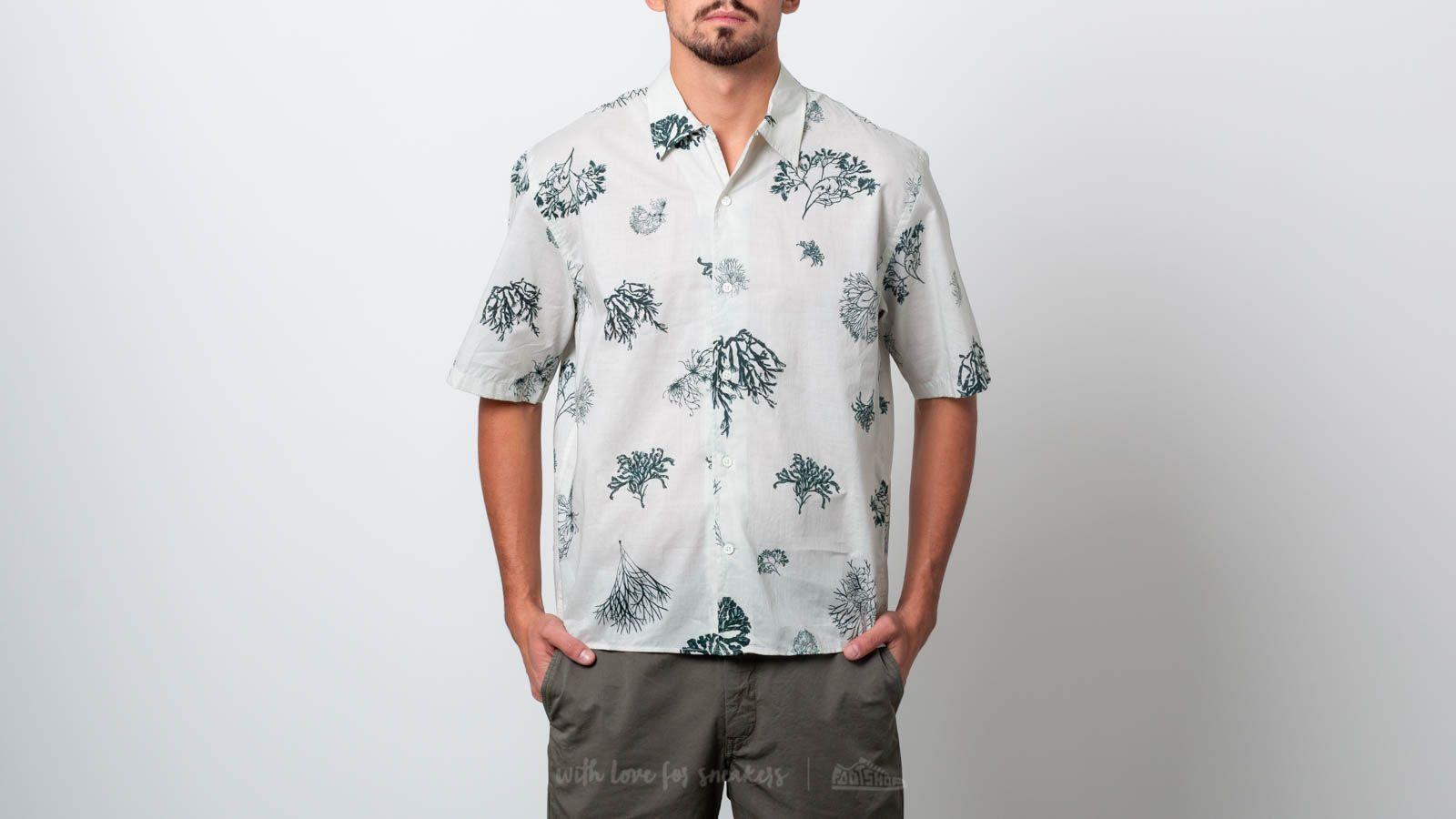 Norse Projects Carsten Print Shirt Kit White za skvělou cenu 2 184 Kč koupíte na Footshop.cz