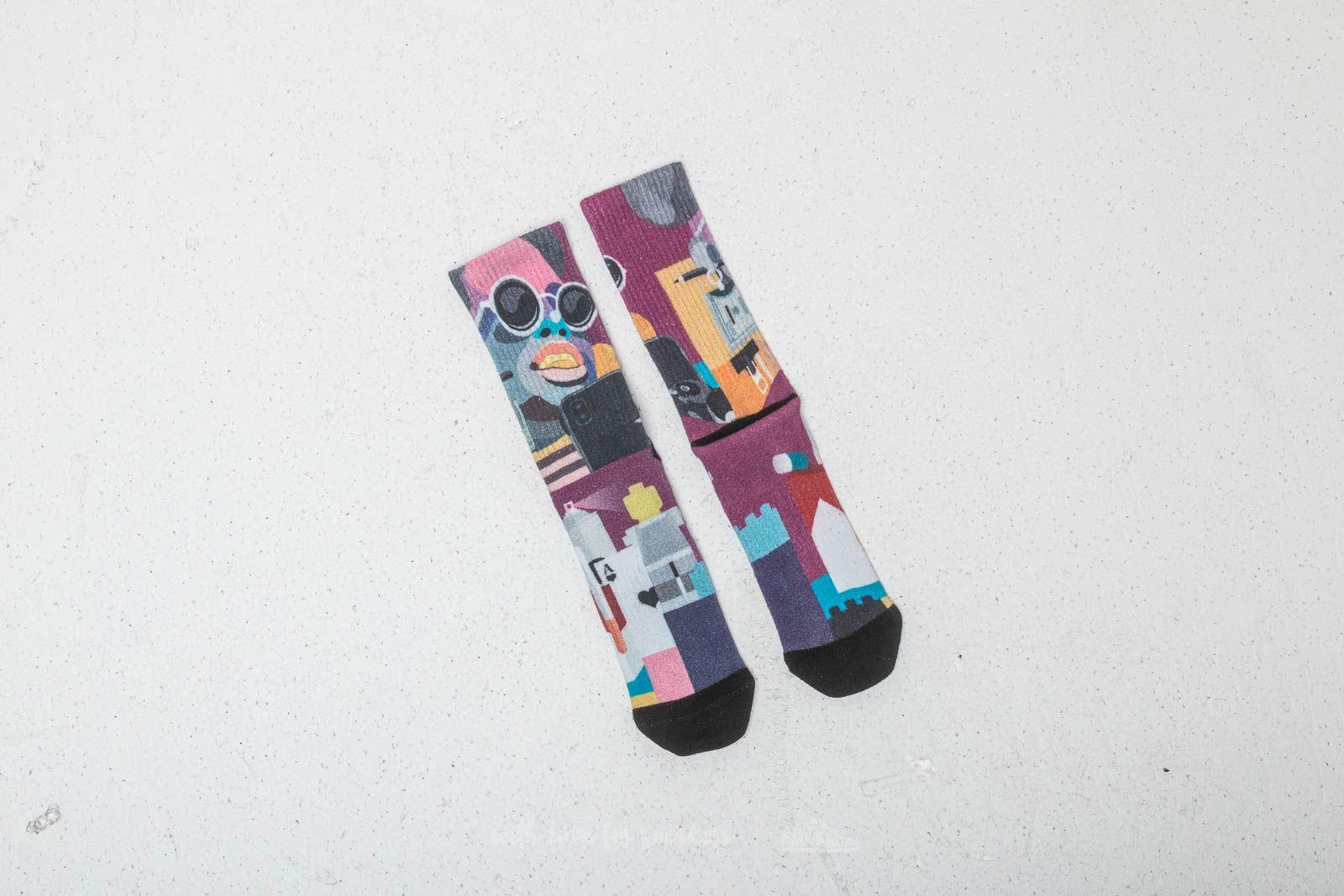 Moon Socks Girl Socks za skvělou cenu 189 Kč koupíte na Footshop.cz