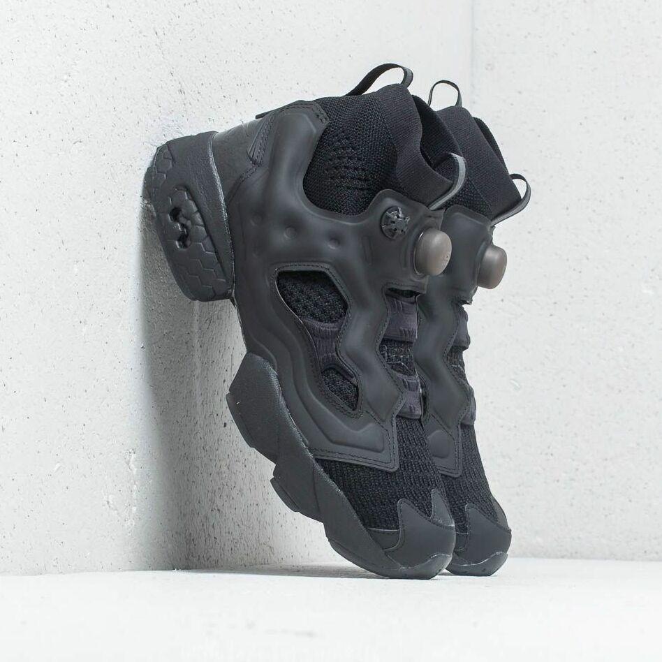 Reebok Instapump Fury OG Ultraknit Black/ Digital Pink