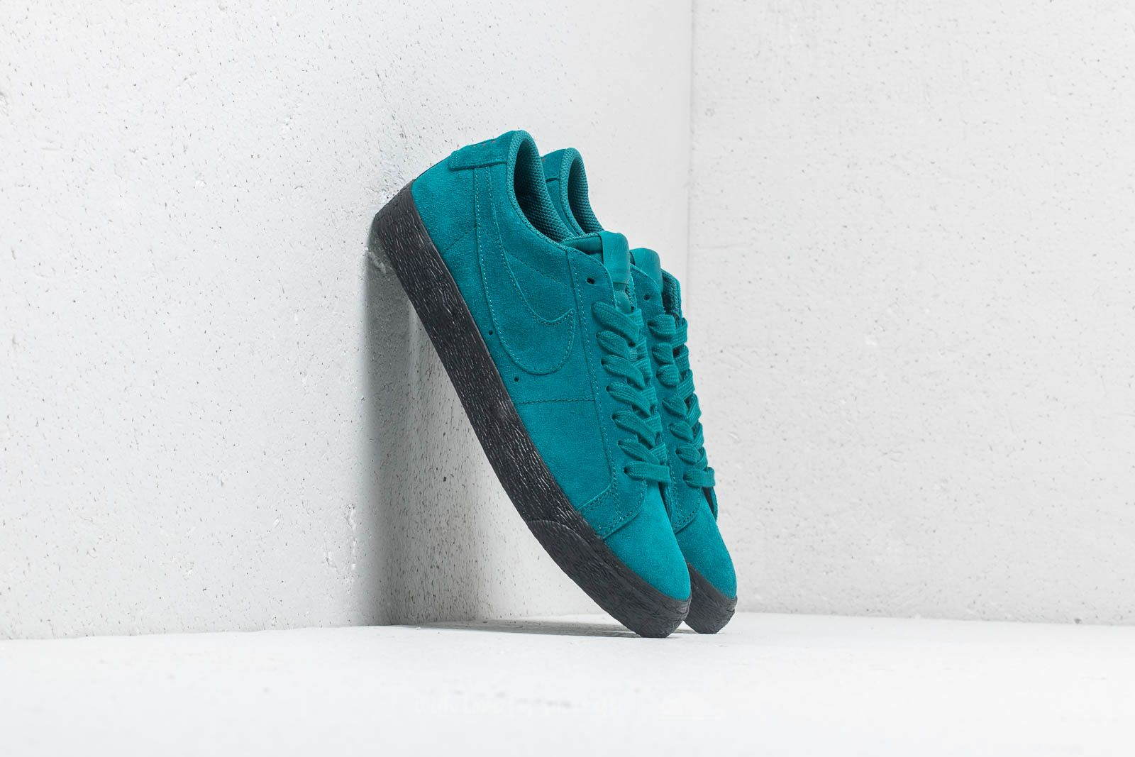 the best attitude c156f 63bd1 Nike SB Zoom Blazer Low Geode Teal  Geode Teal-Black at a great price