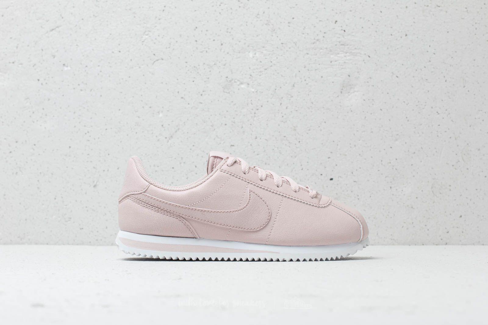 Nike Cortez Basic SL SS (GS) Silt Red Silt Red White | Footshop