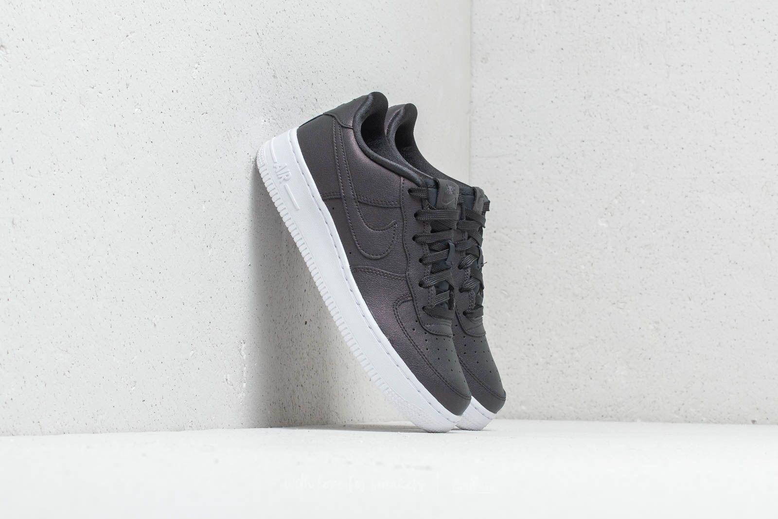 nike air force 1 gs dark gray