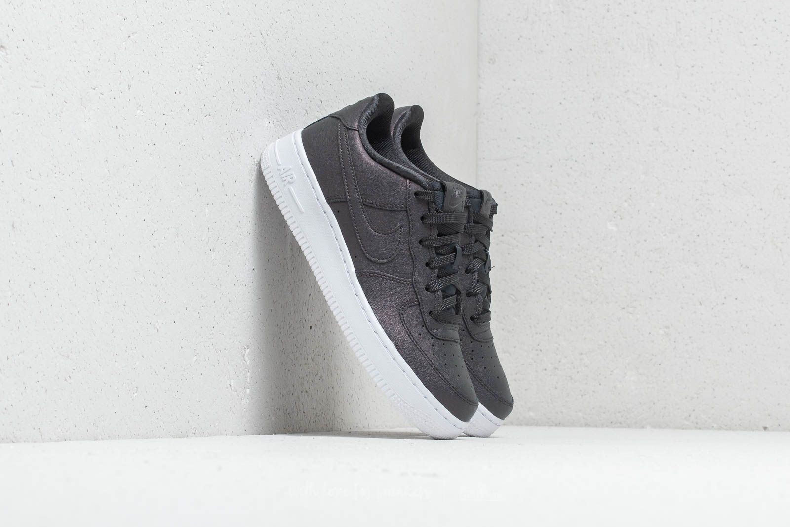 92a54a3fb8954 Nike Air Force 1 SS (GS) Anthracite/ Anthracite-White | Footshop