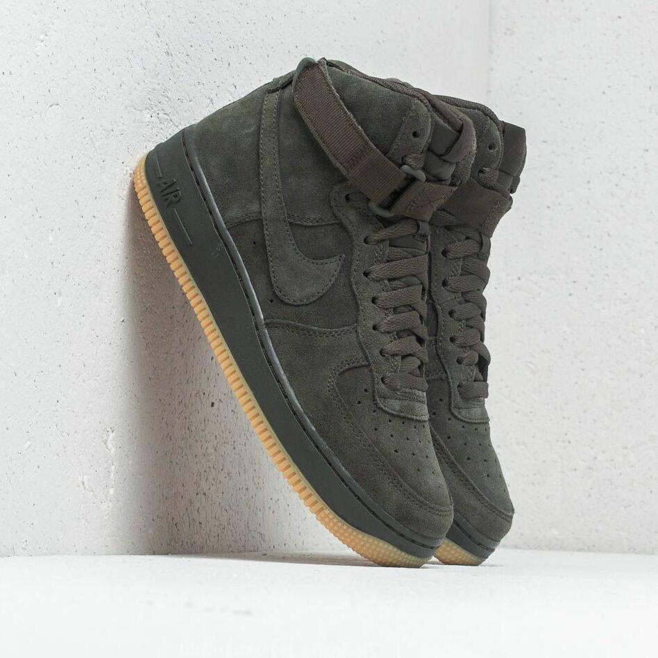 Nike Air Force 1 High LV8 (GS) Sequoia EUR 40