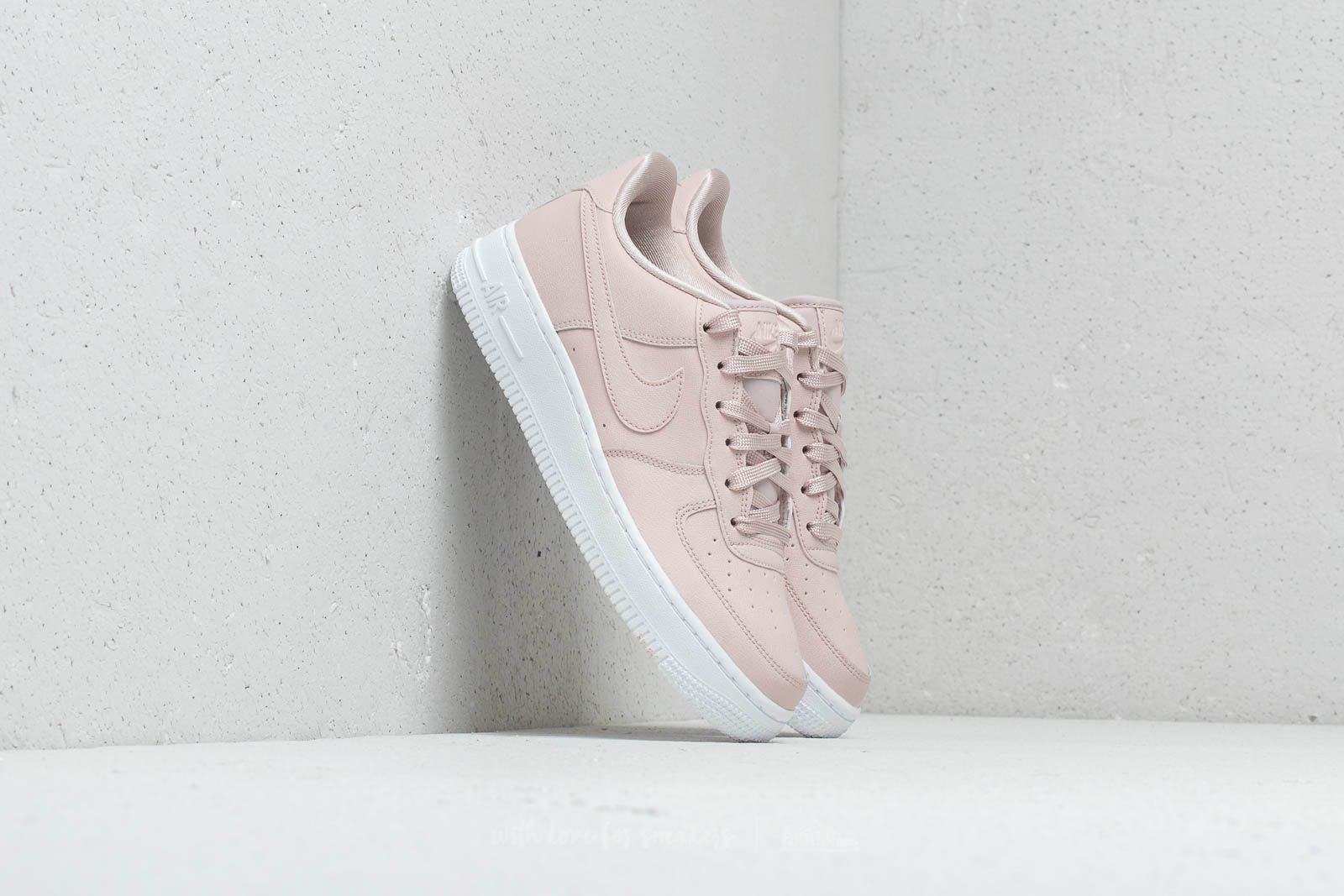 Nike Air Force 1 Ss Gs Silt Red Silt Red White Footshop