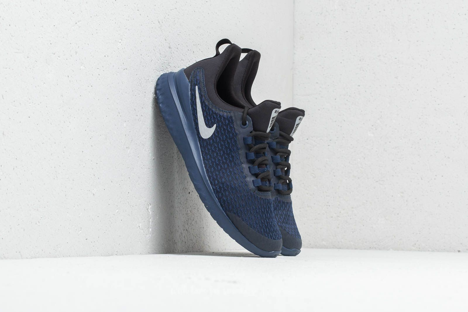 4847a0aec53 Nike Renew Rival RFL (GS) Blue Void  Reflect Silver-Black at a