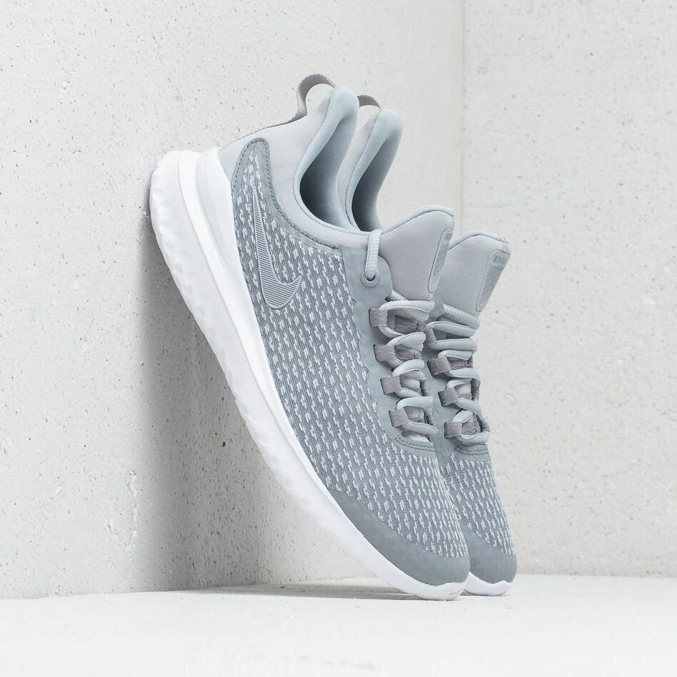 Nike Renew Rival (GS) Stealth/ Wolf Grey-White EUR 38.5