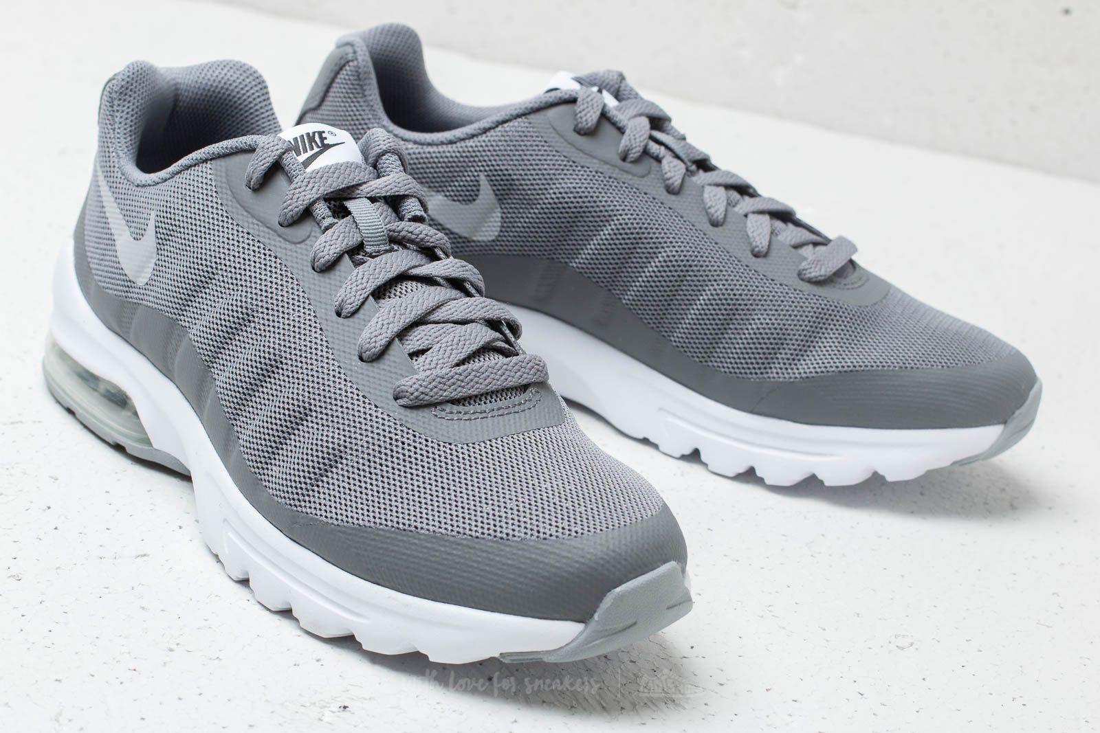 Nike Air Max Invigor (GS) Cool Grey Wolf Grey Anthracite | Footshop