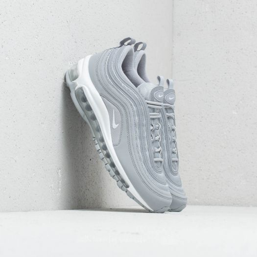 hot sale online 7d571 189de Nike Air Max 97 (GS) Wolf Grey/ White | Footshop
