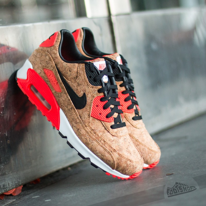 new style 74e37 333a7 Nike Air Max 90 Anniversary Bronze/Black/Infrared/White | Footshop