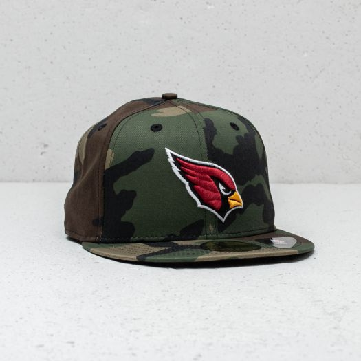 cdcabb4f6c3 New Era 59Fifty NFL Arizona Cardinals Fitted Cap Camo