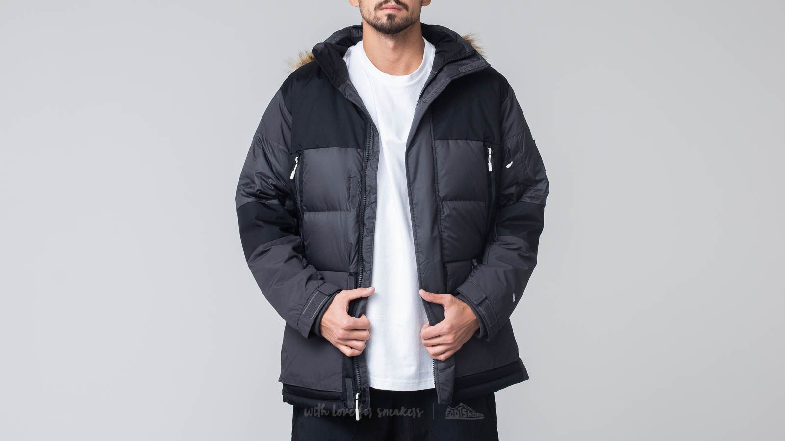 The North Face Vostok Parka Snow Jacket
