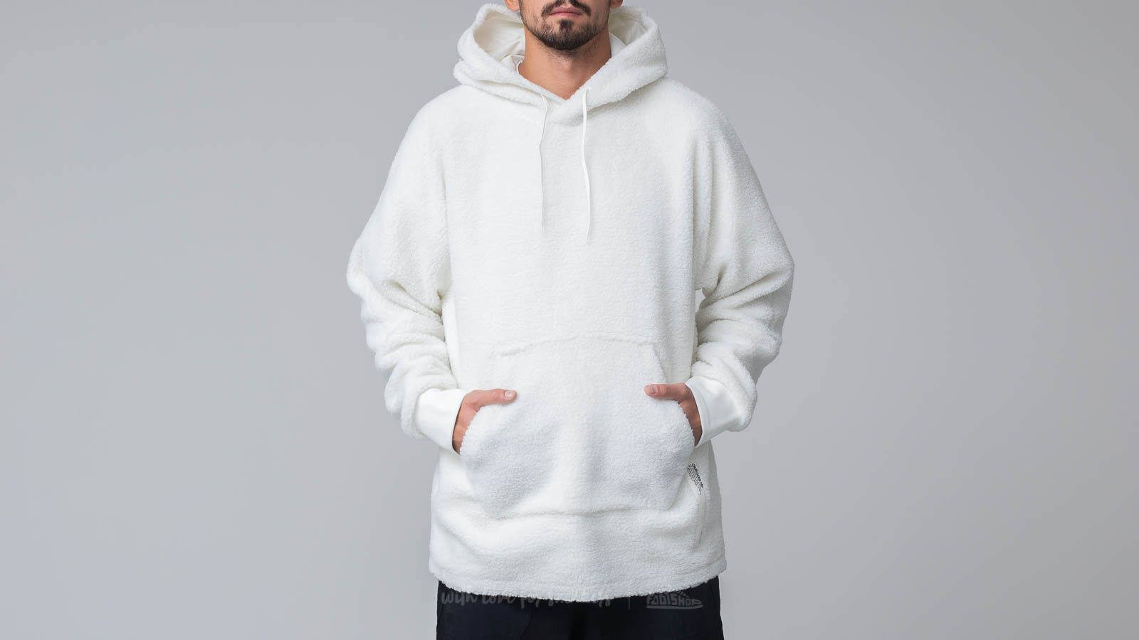adidas NMD Hoodie Off White