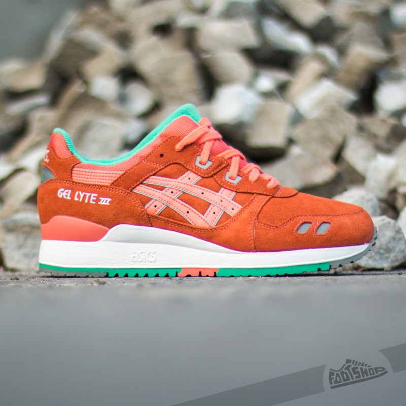 Asics Gel Lyte III Fresh Salmon | Footshop