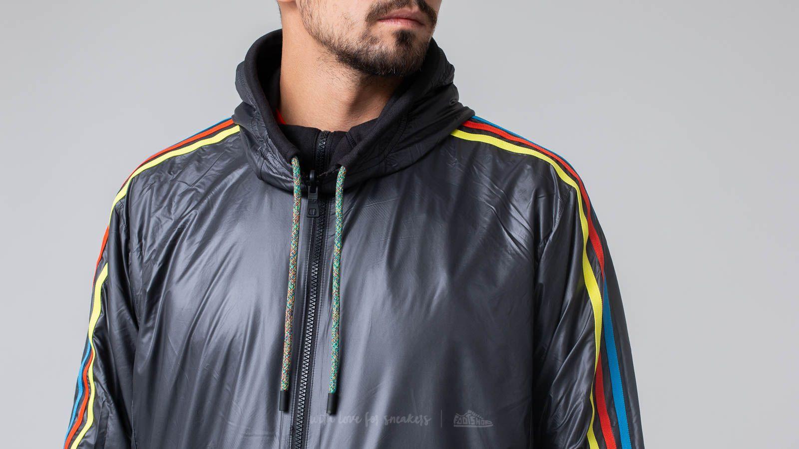 adidas Originals Oyster Holdings 72 Hour Hoodie Black | Footshop