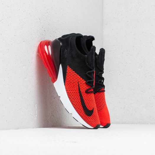 half off 717be d6a4f Nike Air Max 270 Flyknit Chile Red/ Black-Challenge Red ...