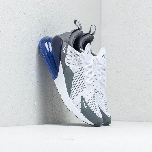 Nike Air Max 270 White White Persian Violet Footshop  Footshop