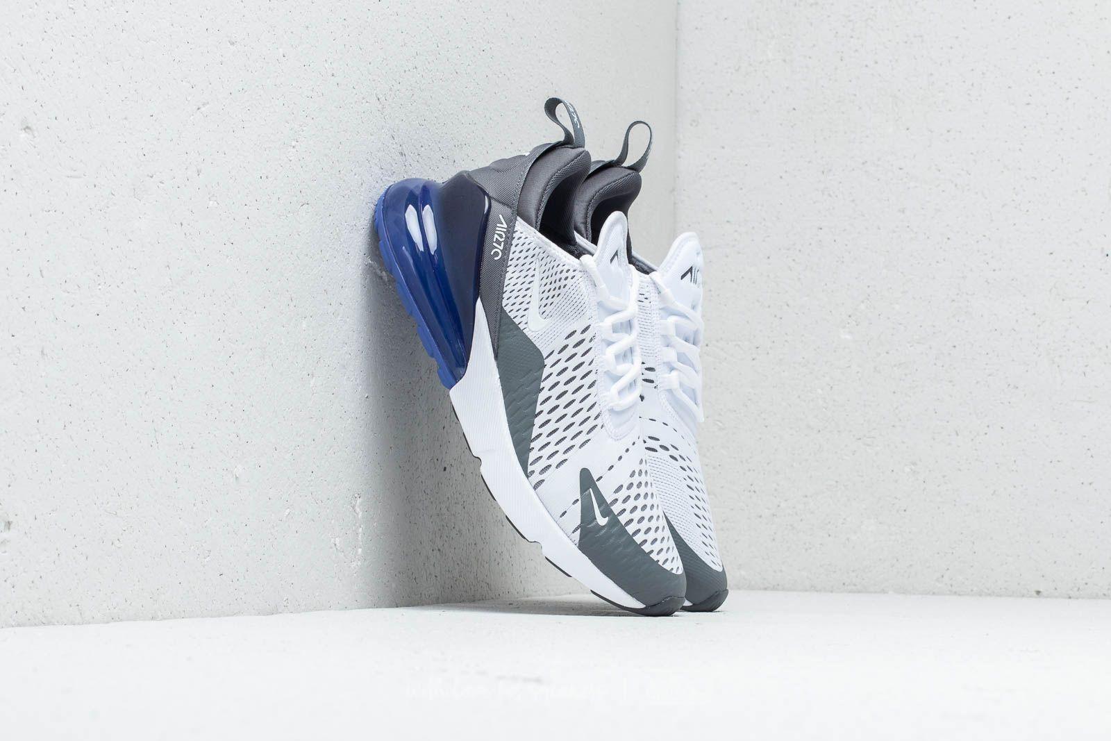 eaa5b56861a792 Nike Air Max 270 White  White-Persian Violet
