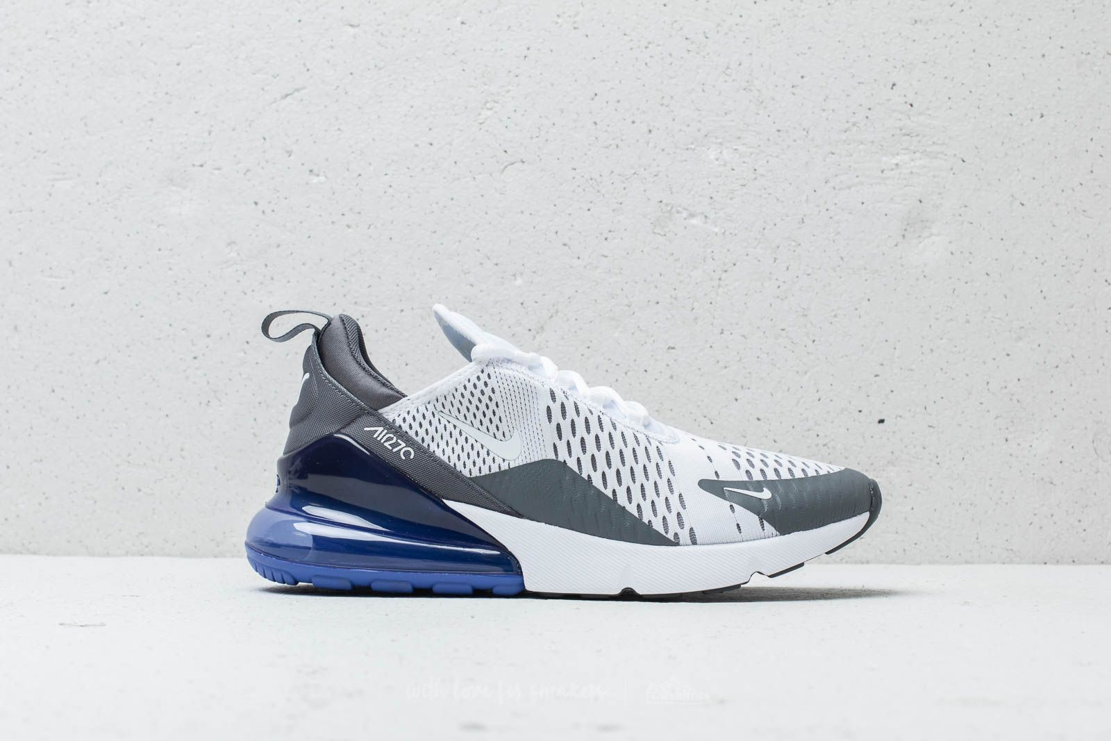 Bas prix Baskets Nike Air Max 270 BlancPersian Violet Homme